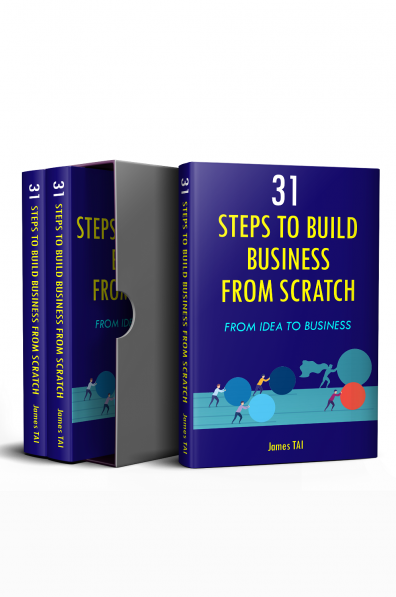 31 Steps To Build A Successful Business From Scratch