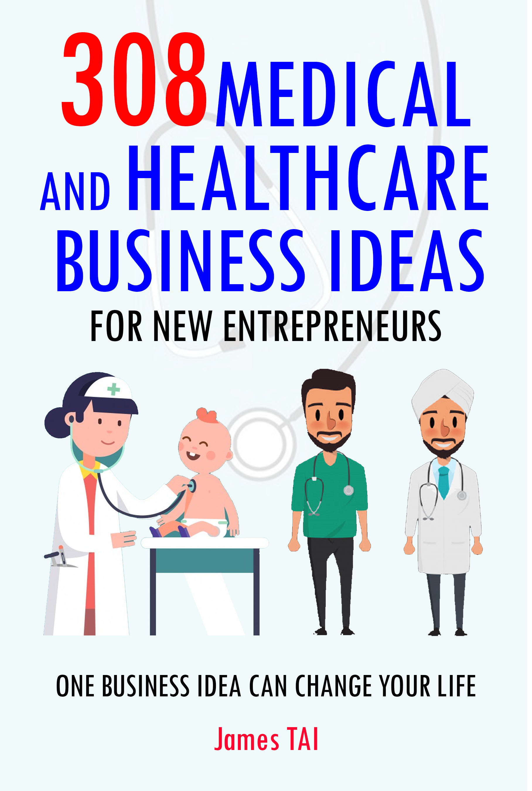 308 Medical and Healthcare Business Ideas